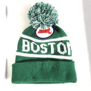 Boston Winter Hat NWT
